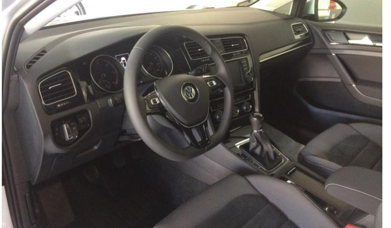 Volkswagen GOLF VII 1.6 TD 110cv Highline completo