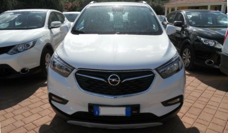 Opel MOKKA X 1.6 CDTI 4×4 Advance completo