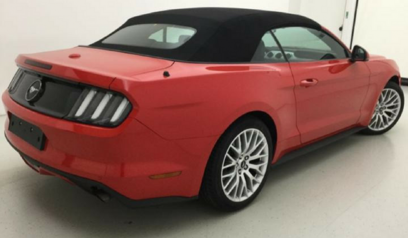 Ford MUSTANG Convertible 2.3 completo