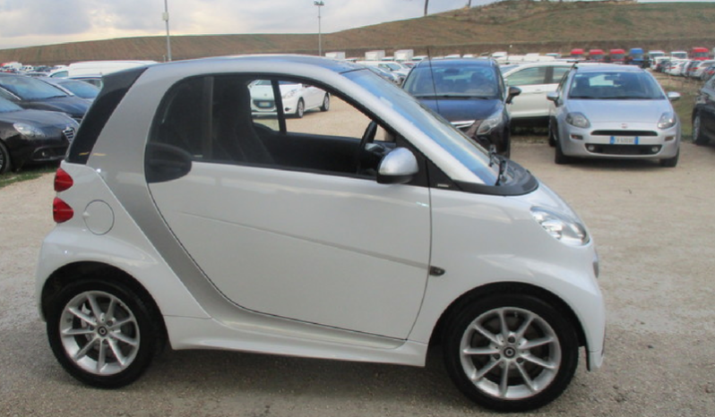 Smart FORTWO 1.0 Mhd Passion completo