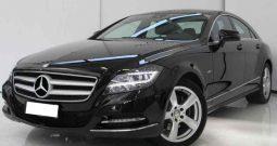 Mercedes CLS 250CDI B.E.