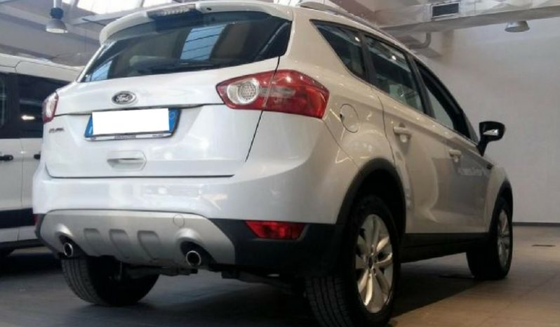 Ford KUGA 2.0TD 140cv Titanium 2wd completo