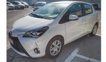 Toyota YARIS 1.0 Active  5p completo