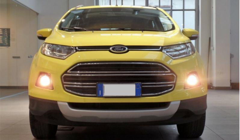 Ford ECOSPORT 1.5TD Plus 90cv completo