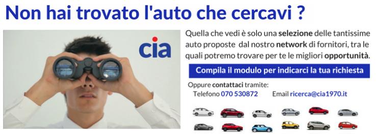 Auto a Cagliari