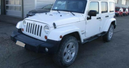 Jeep WRANGLER 2.8CRD 200cv Unlimited 4×4