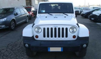 Jeep WRANGLER 2.8CRD 200cv Unlimited 4×4 completo