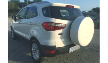 Ford ECOSPORT 1.5TD 95cv Plus pieno