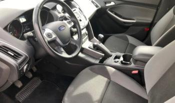 Ford FOCUS 1.6TD Plus 5p 95cv completo