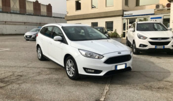 Ford FOCUS 1.5TD Business 120cv SW completo