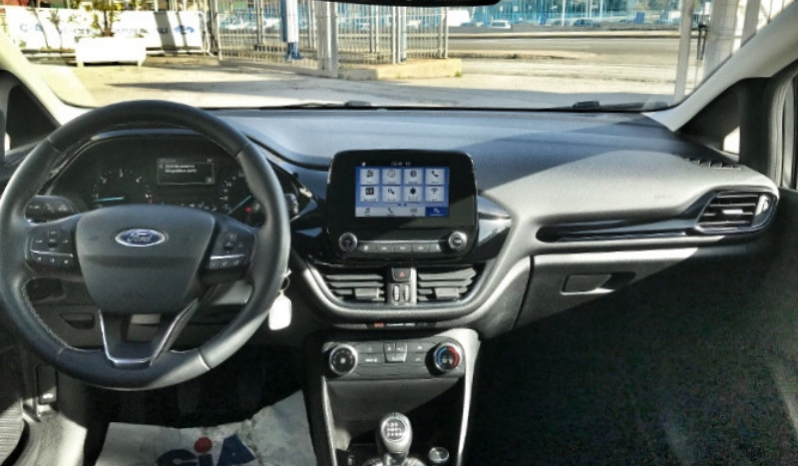 Ford New FIESTA 1.5TD Titanium 5p completo