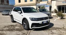 VW TIGUAN 1.6TDi Sport R-Line 115cv