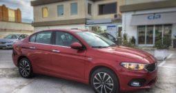 Fiat TIPO 1.6D Lounge 120cv Mjt 4 porte