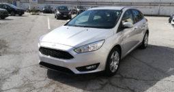 Ford FOCUS 1.5TD Plus 120cv 5p