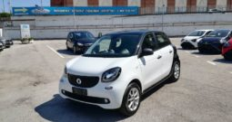Smart FORFOUR 1.0 Youngster 5p
