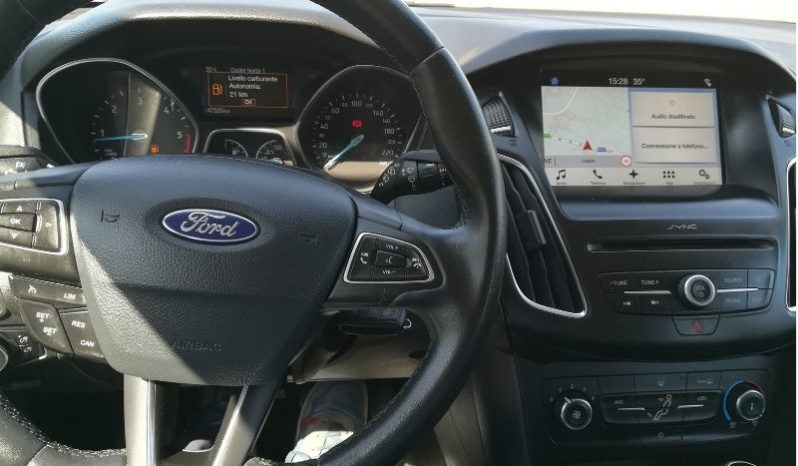 Ford FOCUS 1.5TD Business 120cv SW pieno