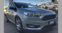 Ford FOCUS 1.5TDCi Plus 95cv SW