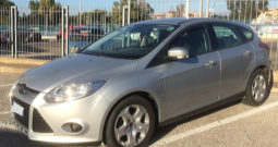 Ford FOCUS 1.6D Plus 95cv 5p