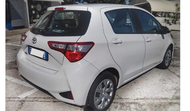 Toyota YARIS 1.0 Business 5p 72cv pieno