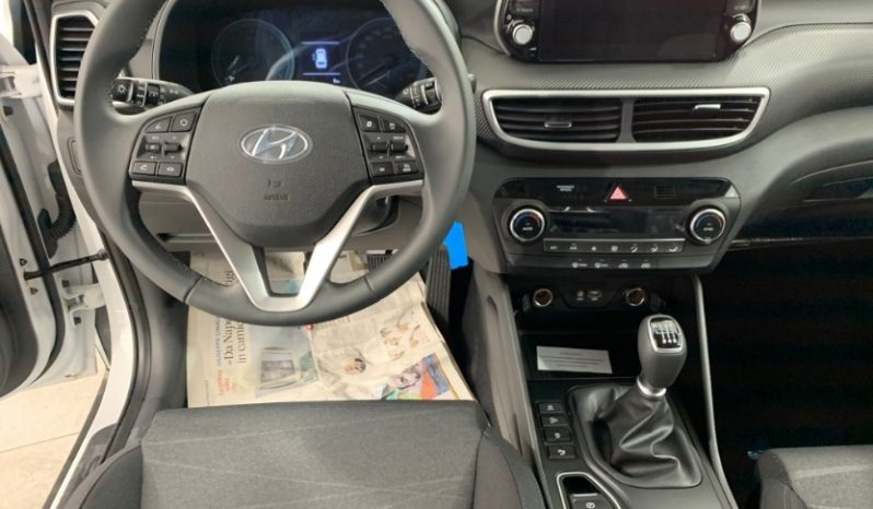 Hyundai TUCSON 1.6D Hybrid 116cv pieno