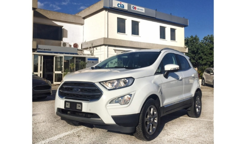 Ford ECOSPORT 1.0 Titanium 125cv pieno