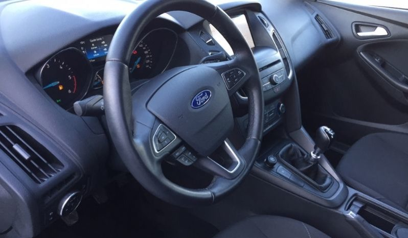 Ford FOCUS 1.5TD Business SW 120cv pieno