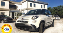 Fiat 500L 1.4 City Cross 95cv